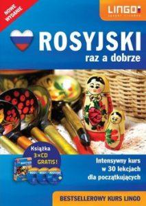Rosyjski raz a dobrze 213x300 - Rosyjski raz a dobrze Pakiet dla początkującychHalina Dąbrowska Mirosław Zybert