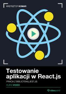 Testowanie aplikacji w React js 210x300 - Testowanie aplikacji w React.js. Kurs video. Praca z biblioteką Jest.js