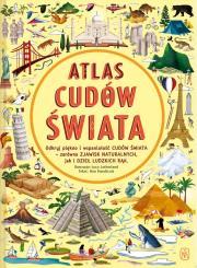 ATLAS CUDoW sWIATA - Atlas cudów świataBen Handicott