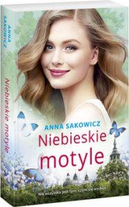 Niebieskie motyle 187x300 - Niebieskie motyleAnna Sakowicz
