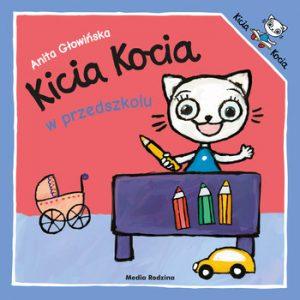 Kicia Kocia w przedszkolu 300x300 - Kicia Kocia w przedszkolu Anita Głowińska