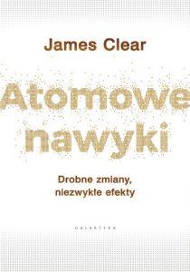 Atomowe nawyki 210x300 - Atomowe nawyki James Clear