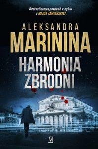 Harmonia zbrodni 198x300 - Harmonia zbrodniMarinina Aleksandra