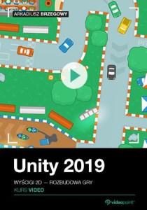 Unity 2019 210x300 - Unity 2019. Kurs video. Wyścigi 2D - rozbudowa gry