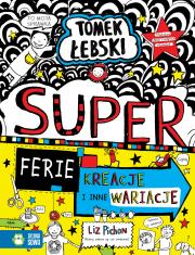 TOMEK lEBSKI - Tomek Łebski Superferie Kreacje i Inne WariacjeLiz Pichon
