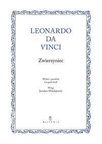 Zwierzyniec - ZwierzyniecDa Vinci Leonardo