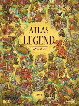 Atlas legend - Atlas legend	Paweł Zych