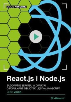 vnodre - React.js i Node.js. Kurs video. Budowanie serwisu w oparciu o popularne biblioteki języka JavaScript