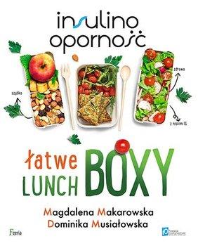 Insulinoopornosc latwe lunchboxy - Insulinooporność Łatwe lunchboxyMagdalena Makarowska Musiałowska Dominika