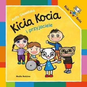 Kicia Kocia i przyjaciele - Kicia Kocia i przyjacieleGłowińska Anita