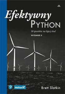 Efektywny Python - Efektywny Python 90 sposobów na lepszy kodBrett Slatkin