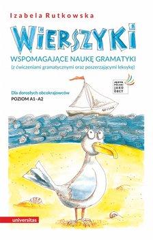 Wierszyki wspomagajace nauke gramatyki - Wierszyki wspomagające naukę gramatykiIzabela Rutkowska