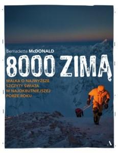 8000 zima - 8000 zimąBernadette McDonald