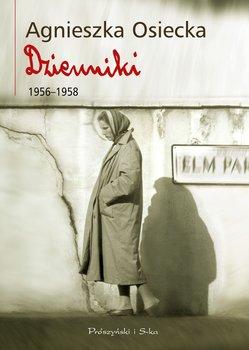 Dzienniki 1956 1958 - Dzienniki 1956-1958Osiecka Agnieszka