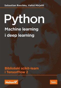 Python - Python Machine learning i deep learning Biblioteki scikit-learn i TensorFlow 2Sebastian Raschka