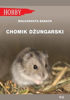 Chomik dzungarski - Chomik dżungarskiMałgorzata Banach