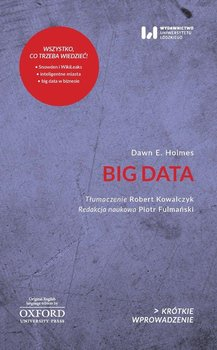 Big Data - Big DataDawn E Holmes