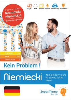 Niemiecki. Kein Problem - Niemiecki Kein Problem Kompleksowy kurs do samodzielnej nauki poziom A1-C1 plus Rozmówki Niemiecki - Niezbędnik w podróży
