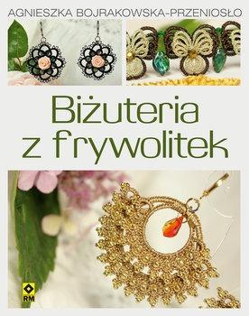 Bizuteria z frywolitek - Biżuteria z frywolitekAgnieszka Bojrakowska-Przeniosło