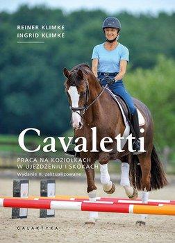 Cavaletti - Cavaletti Praca na koziołkach w ujeżdżeniu i skokachReiner Klimke Ingrid Klimke