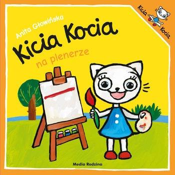 Kicia Kocia na plenerze - Kicia Kocia na plenerzeAnita Głowińska