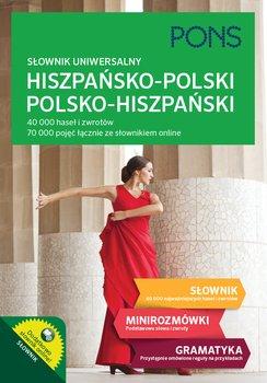 Slownik Uniwersalny hiszpansko polski polsko hiszpanski - Słownik Uniwersalny hiszpańsko polski polsko-hiszpański