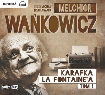 Karafka La Fontainea - Karafka La Fontaine'aMelchior Wańkowicz
