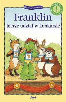 Franklin bierze udzial w konkursie - Franklin bierze udział w konkursie
