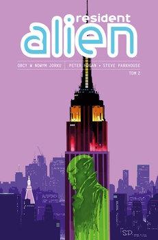 Obcy w Nowym Jorku - Resident Alien - 2 - Obcy w Nowym JorkuPeter Hogan