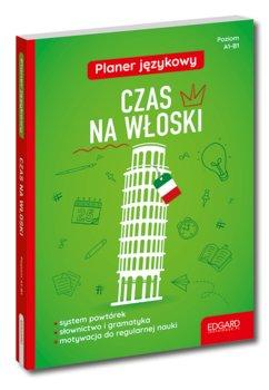 Planer jezykowy - Planer językowy Czas na włoskiWąsowicz Wojciech