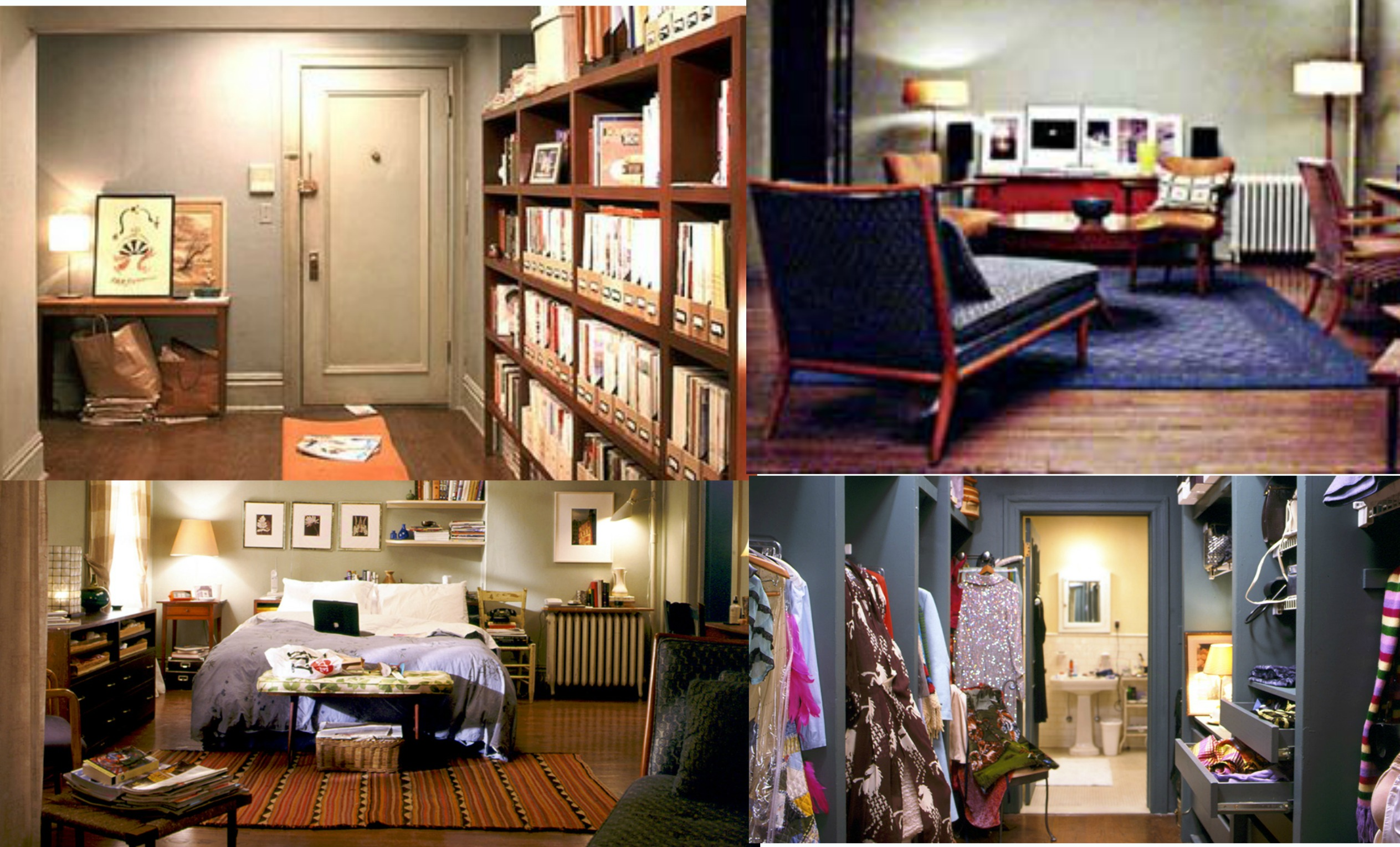 Interiors I love Carries apartment  taniamaree