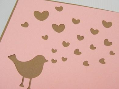 "Convite ""LOVE IS IN THE AIR"" Tania Maria Atelie"