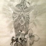 Native American Indian Sacred Soul Tapestry Tattoo Design Tania Marie