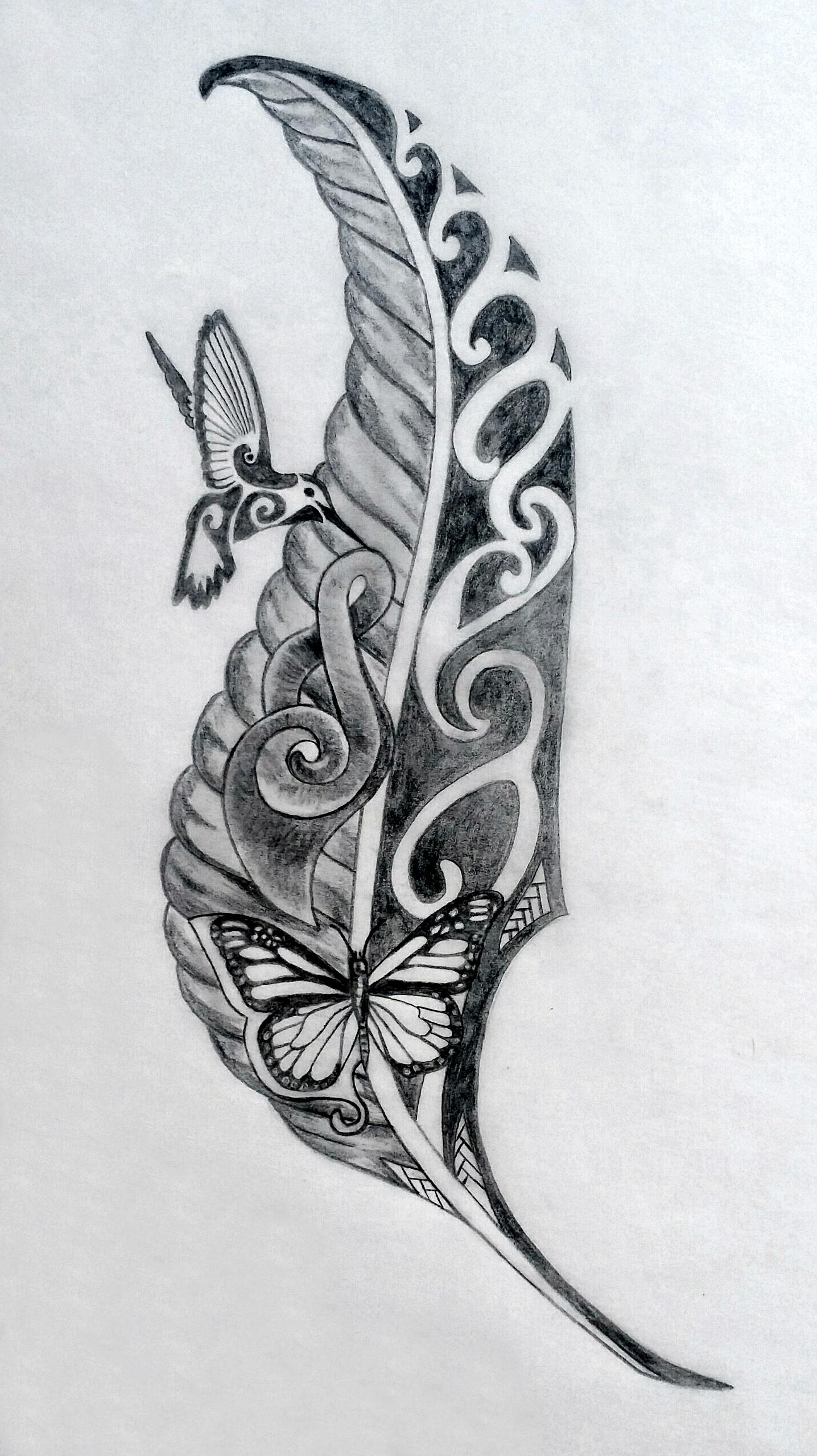custom tattoo designs  Tania Marie