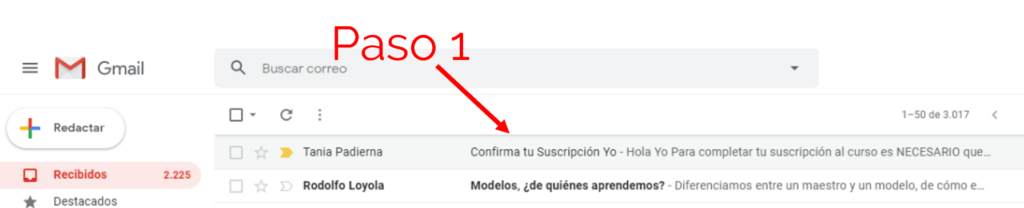 CONFIRMACION DESPERTAR PROFESIONAL - taniapadierna.com