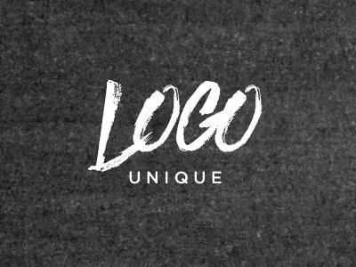 creating a unique logo