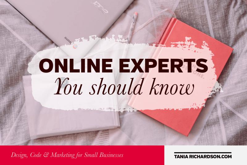 Online Experts.