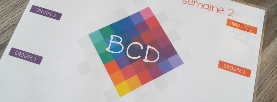 Affichage BCD