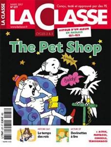 Magazine La Classe 277