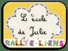 P'tite Julie participe au rallye-liens