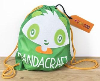 Kit Kermesse Pandacraft - Sac