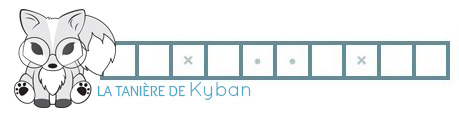 Kyban - notation visuelle
