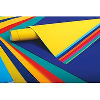 Papier affiche coloré