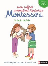Mon coffret premières lectures Montessori (Nathan)
