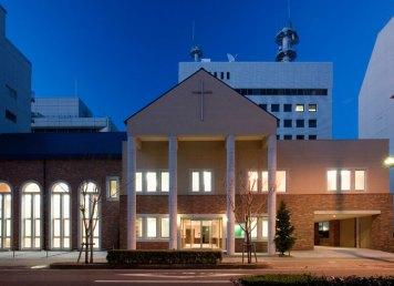 松山共同キリスト教会