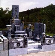 ■関西型墓石