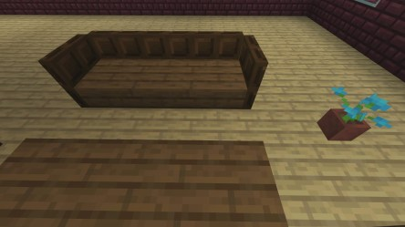Minecraft Furniture Ideas Living Room Casa Simples