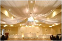 Charleston Wedding Planner Draping Services