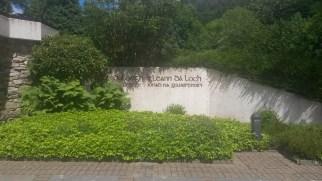 Glendalough visitor center
