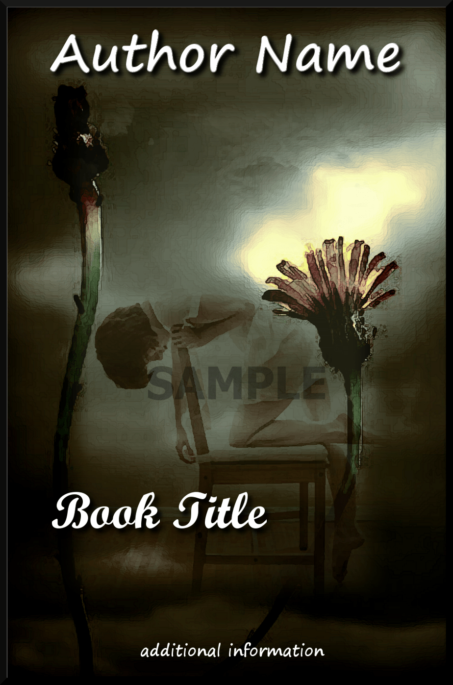 Book cover service expanded with samples  Tanjas Art Studio